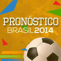 Este es mi Pronóstico para el Mundial Brasil 2014 a partir de octavos de final